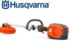 Débroussailleuse Multifonction à Batterie HUSQVARNA