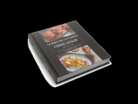 Livre cuisine Plancha FORGE ADOUR