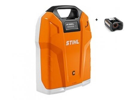 Batterie STIHL AR 2000 L + Adaptateur AP