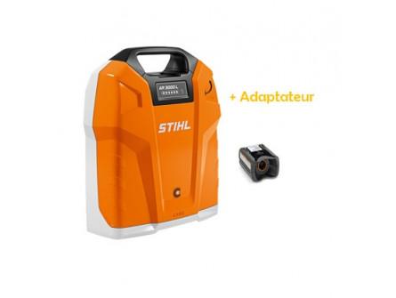 Batterie STIHL AR 3000 L + Adaptateur AP
