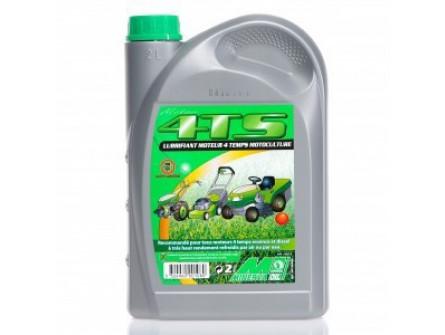 Bidon d'huile moteur 4 Temps de 2L