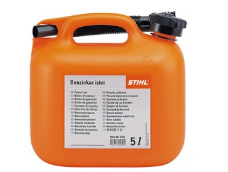 Bidon à carburant orange STIHL 5 Litres