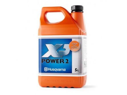 XP Power Husqvarna  Carburant 2 temps