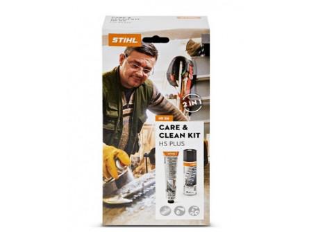 Care Clean Kit HS Plus (Nettoyant + Graisse)