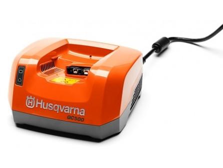 Chargeur Batterie HUSQVARNA QC 500