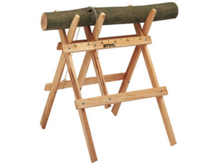Chevalet en bois de Sciage