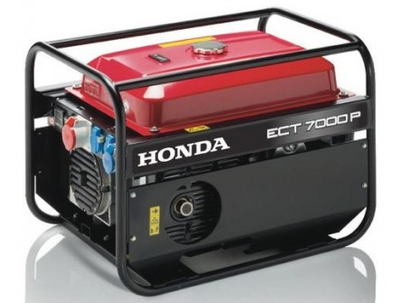 Groupes électrogène HONDA ECMT 7000