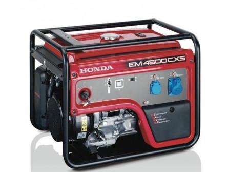Groupes électrogène HONDA EM 4500 CXS