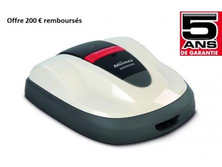 Tondeuse Robot HONDA Miimo HRM 520 EAE avec avec kit d'installation + 200 € remboursés