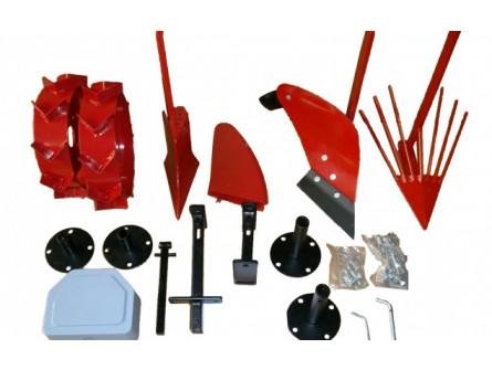 Kit Complet 3 Fonction Pubert complet pour Eco, Ecomax, Elite et Aro