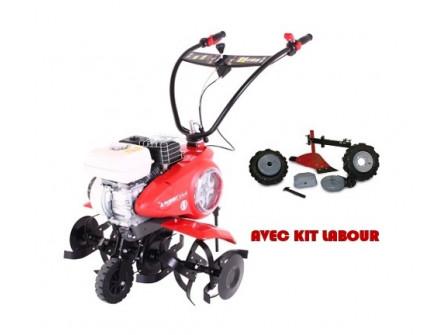 Motoculteur PUBERT VARIO 40 H avec kit Labour