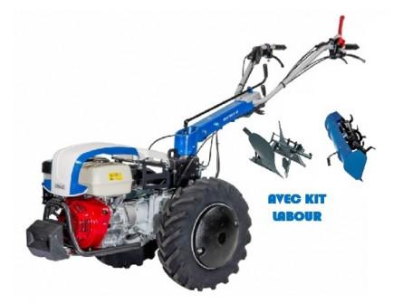 Motoculteur Thermique STAUB MAXTER H4S avec Kit Labour