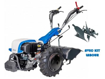 Motoculteur Thermique STAUB Rancher K 1065 S avec Kit Labour