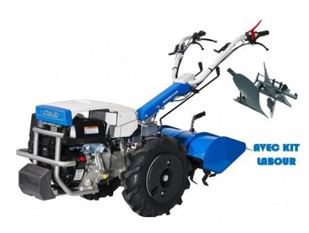 Motoculteur STAUB Rancher K 1050 avec kit Labour