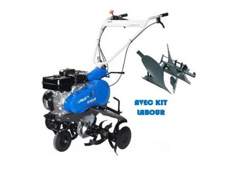 Motoculteur STAUB ST 4672 CF avec kit labour