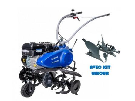 Motoculteur STAUB ST 4862 F2 avec kit labour