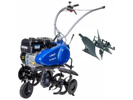 Motoculteur STAUB ST 4872 CF avec kit labour
