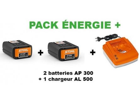 Pack Batterie Energie + STIHL