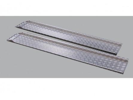 TRIGANO Jeu de Rampes Aluminium 190 cm