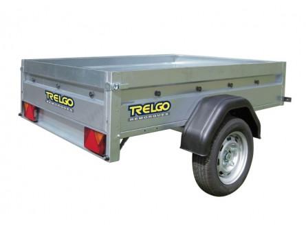 Remorques TRELGO TRIGANO NLC 2012