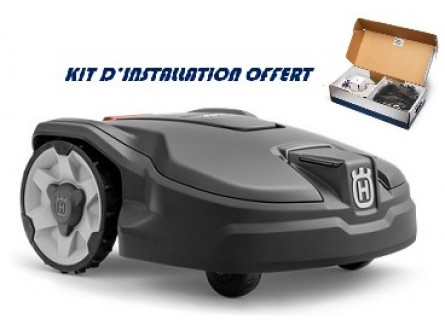 Robot automower HUSQVARNA AM 305 avec kit d'installation S