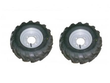 ROQUES ET LE CŒUR Kit roues increvable pour SAMSON