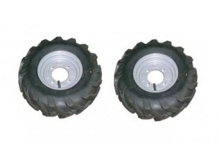 ROQUES ET LECOEUR Kit roues increvable pour RL 210