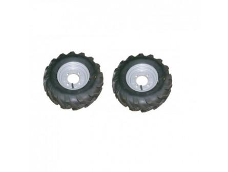 ROQUES ET LECOEUR Kit roues increvables RL 115 RL 210