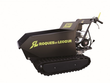 Transporteur ROQUES ET LECOEUR RL 5550 H Dumper