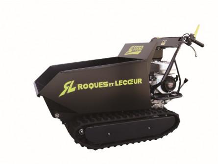 Transporteur ROQUES ET LECOEUR RL 5550 RL Dumper